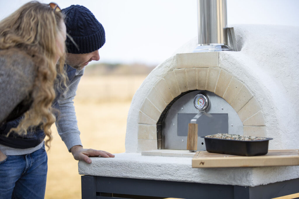 Pizzaahjus läheb kohe leivaküpsetamiseks